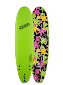 CATCH SURF KALANI ROBB ODYSEA LOG PRO 7'0 LIME GREEN