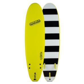 CATCH SURF 2021 LOG TRI 8'0 ELECTRIC LEMON