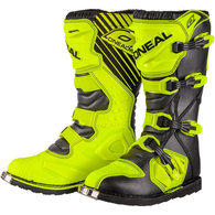 ONEAL 2021 RIDER OFFROAD DIRT BOOTS YELLOW