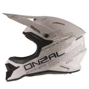 ONEAL 2021 3 SERIES HELMET - FLAT 2.0 - WHITE
