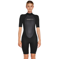 ONEILL 2018 WOMENS REACTOR SPRING 2MM BLACK