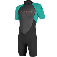 ONEILL YOUTH REACTOR II 2MM SS SPRING BLACK LT AQUA