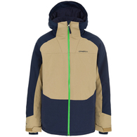 ONEILL SNOW 2019 PM GALAXY IV JACKET MARLE BROWN