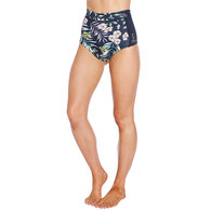 ONEILL 2019 WOMENS BAHIA 2MM SURF BRIEF DFL/ABY