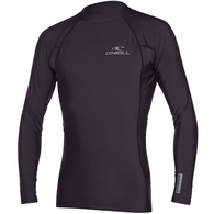 ONEILL 2019 YOUTH BASIC SKINS LS CREW BLACK