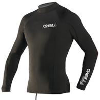ONEILL 2020 THERMO L/S CREW BLK/BLK/BLK