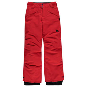 ONEILL SNOW 2021 YOUTH BOYS ANVIL PANTS FIERY RED