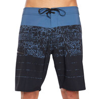 ONEILL HYPERFREAK LOCO TECHNICAL BOARDSHORTS BLI BLACK ICE