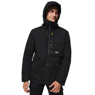 ONEILL SNOW 2020 UTLTY JACKET BLACK OUT