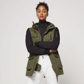 ONEILL SNOW 2020 WOMENS CYCLONITE JACKET FOREST NIGHT