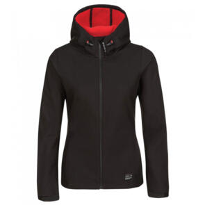 ONEILL SNOW 2020 WOMENS SOLO SOFTSHELL JACKET BLACK OUT