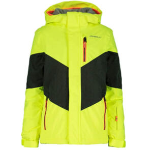 ONEILL SNOW 2020 YOUTH CORAL JACKET PYRANINE YELLOW