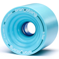 ORANGATANG IN HEAT BLUE 75MM 77A