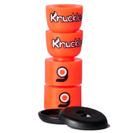 ORANGATANG KNUCKLE GUMDROP AND BARRELL BUSHINGS ORANGE SOFT