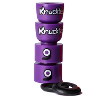 ORANGATANG KNUCKLE GUMDROP AND BARRELL BUSHINGS PURPLE MEDIUM