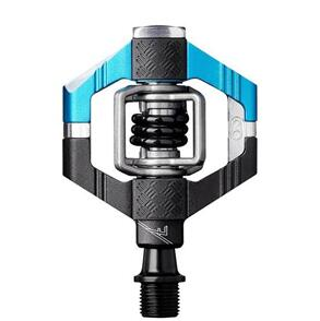 CRANKBROTHERS PEDAL CANDY 7 ELECTRIC BLUE/BLACK
