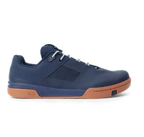 CRANK BROTHERS CRANKBROTHERS SHOES STAMP LACE NAVY / SILVER GUM OUTSOLE