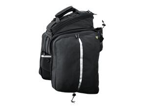 TOPEAK TRUNK BAG MTS DXP STRAP MOUNT W/INTERGRATED PLATE FOR RACKTIME SNAPIT ADAPTER 22.6L