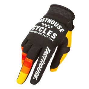 FASTHOUSE 2021 YOUTH SPEED STYLE PACER GLOVE BLACK/YELLOW
