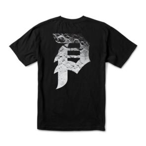PRIMITIVE MOON TEE BLACK