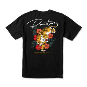 PRIMITIVE ISLAND TEE BLACK