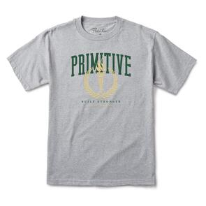 PRIMITIVE ATHENS TEE ATHLETIC HEATHER