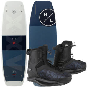 HYPERLITE 139 MURRAY WAKEBOARD + RONIX 2021 PARKS BOOT