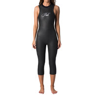 PEAK WETSUITS 2019 LADIES ENERGY 42 GB TRI BLACK