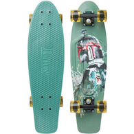 PENNY SKATEBOARDS NICKEL BOBA FETT RETRO CRUISER 27""