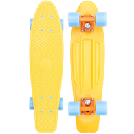 "PENNY SKATEBOARDS HIGH VIBE 22"" YELLOW"