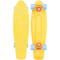 "PENNY SKATEBOARDS HIGH VIBE 27"" YELLOW"