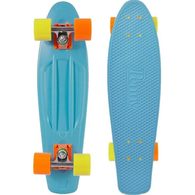 PENNY SKATEBOARDS NICKEL 90'S THROWBACK RETRO CRUISER PUMPT BLUE 27