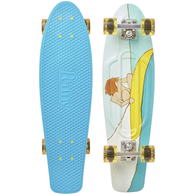 PENNY SKATEBOARDS NICKEL ANDY DAVIS RETRO CRUISER CHUCK DRIFT 27