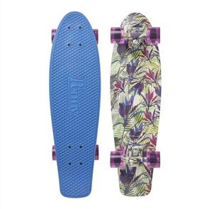 "PENNY SKATEBOARDS PENNY COMPLETE - JUNGLE PARTY GLOW 27"""" NICKEL"