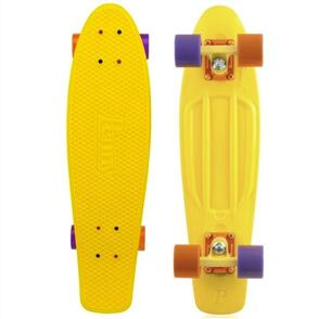 "PENNY SKATEBOARDS PENNY COMPLETE - THE CHAMP 27"""" NICKEL"