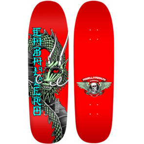 POWELL PERALTA CAB BAN THIS BLACK RED 9.265