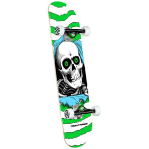 POWELL PERALTA RIPPER ONE OFF COMPLETE GREEN 7.5