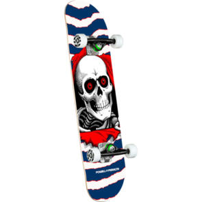 POWELL PERALTA RIPPER ONE OFF COMPLETE NAVY 7.75
