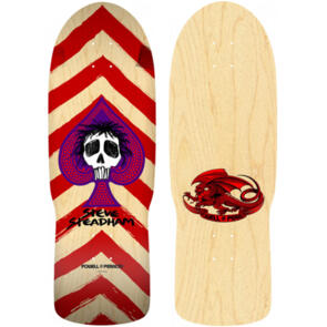 POWELL PERALTA STEADHAM SPADE RED NATURAL 10
