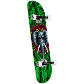 POWELL PERALTA VALLELY ELEPHANT COMPLETE GREEN 8.0