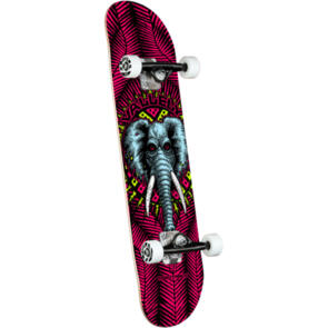 POWELL PERALTA VALLELY ELEPHANT COMPLETE PINK 8.25