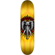 POWELL PERALTA BIRCH VALLELY ELEPHANT YELLOW 8.0""