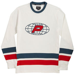 PRIMITIVE NINETY TWO L/S JERSEY CREAM