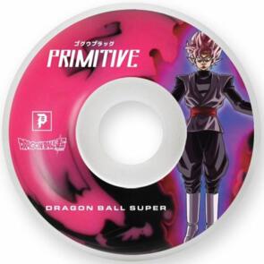 PRIMITIVE GOKU BLACK ROSE 54MM