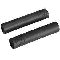 PRO SILICONE XC SLIM GRIPS BLACK 30MM/130MM