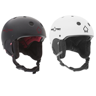 PROTEC HIS AND HERS SNOW HELMETS