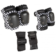 PROTEC YOUTH STREET GEAR 3 PACK CHECKER