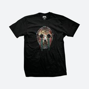 DGK HOOLIGAN TEE BLACK