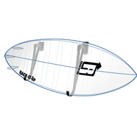 RACK IT UP SURFBOARD DISPLAY RACK 15 DEGREES (LONGBOARD)