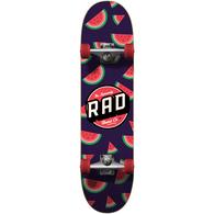 RAD BOARD CO DUDE CREW COMPLETE WATERMELLON 7.75